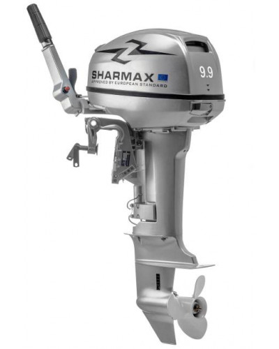 2х-тактный лодочный мотор Sharmax SM9,9HS