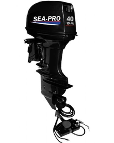 2х-тактный лодочный мотор Sea Pro Т 40S&E