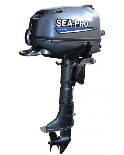 4х-тактный лодочный мотор Sea Pro F 5S