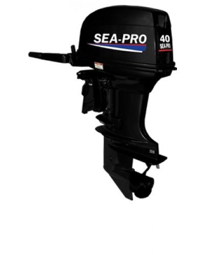 2х-тактный лодочный мотор Sea Pro Т 40S