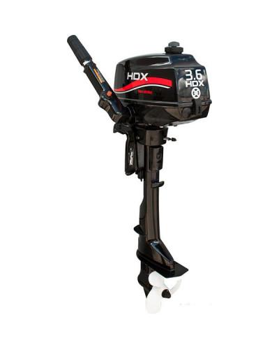 2-х тактный лодочный мотор HDX R series T 3,6 СBMS
