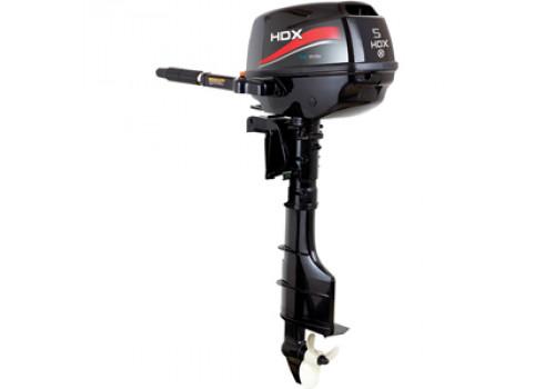 Лодочный мотор HDX F 5 BMS