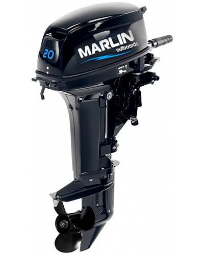 Лодочный мотор 2-х тактный MARLIN MP 20 AMHS