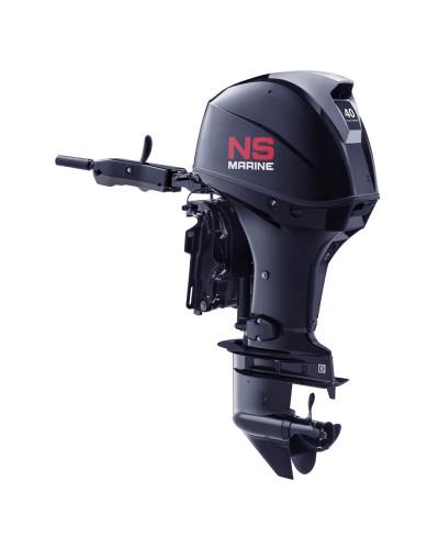 4-х тактный  лодочный мотор NS Marine NMF 40 A ETL