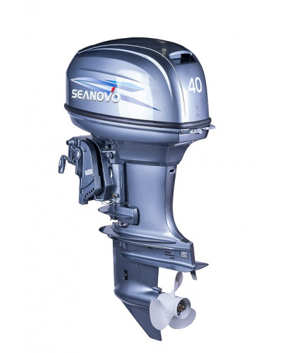2-х тактный лодочный мотор Seanovo SN40FHS