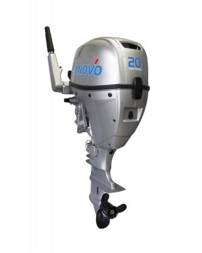 4-х тактный лодочный мотор Seanovo SNEF20HES EFI