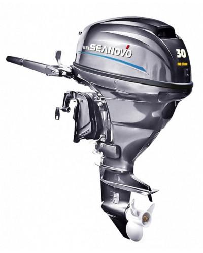 4-х тактный лодочный мотор Seanovo SNEF30HEL EFI