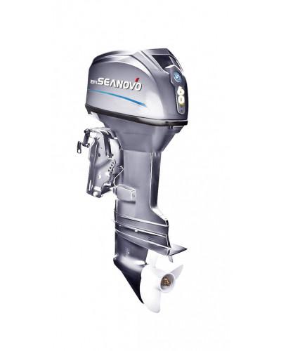 4-х тактный лодочный мотор Seanovo SNEF60FEL-T EFI
