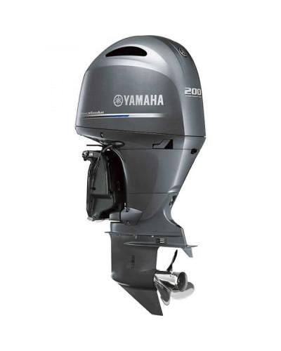 Лодочный мотор YamahaFL200FETX