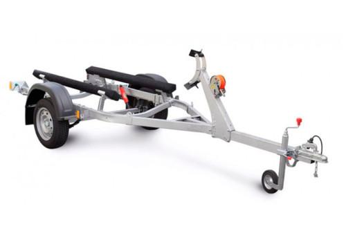 Прицеп рамный оцинкованный для перевозки гидроциклов и лодок