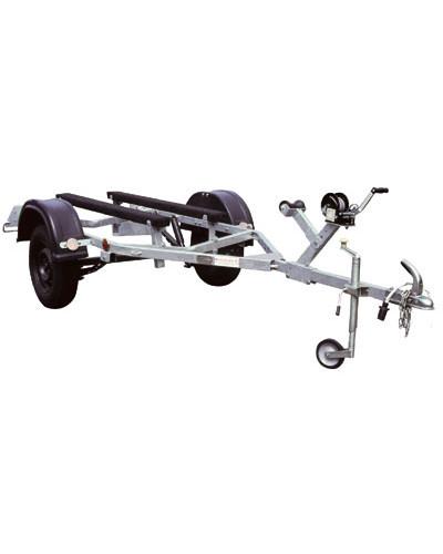 Прицеп для перевозки гидроциклов и лодок