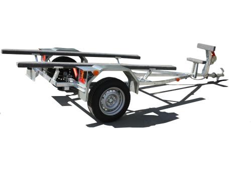 Прицеп ЛАВ-81015В для лодок до 3,8 м