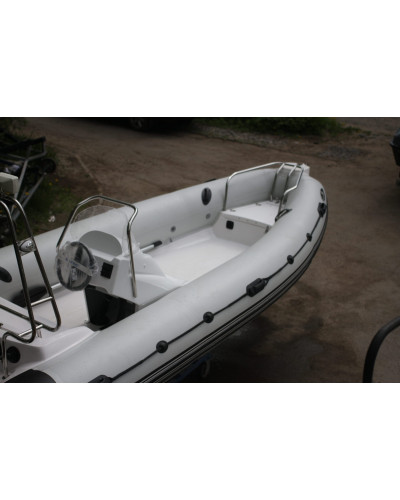Лодка Rib Буревестник Б-530