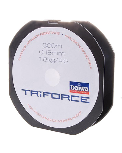 Монолеска DAIWA Triforce TFG 04-300N 0,25 мм