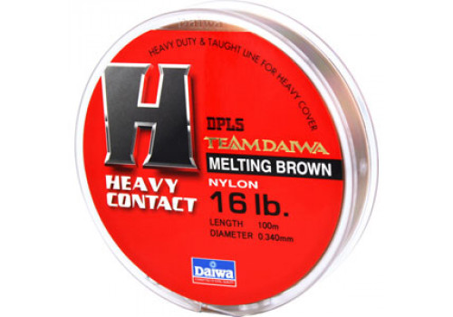 Леска Team Daiwa Line Heavy Contact 16Lb