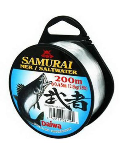 Монолеска Daiwa Samurai Saltwater  0,40 - 200 M