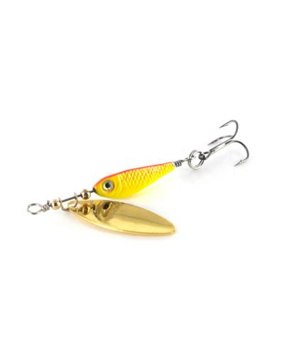 Блесна Trout Pro Spinner Minnow Long 14гр. / 004