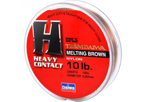 Леска Team Daiwa Line Heavy Contact 10Lb
