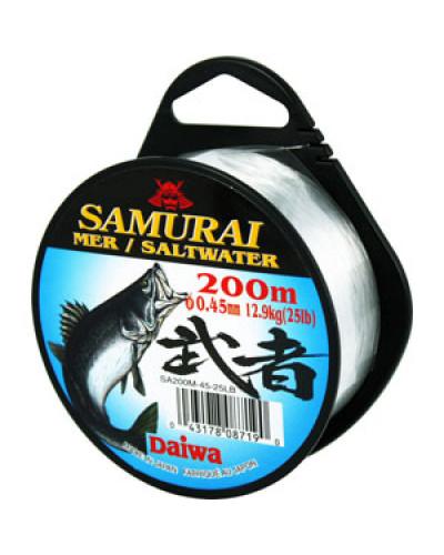 Монолеска Daiwa Samurai Mer Saltwater 0.45 - 200 M