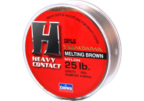 Леска Team Daiwa Line Heavy Contact 25Lb