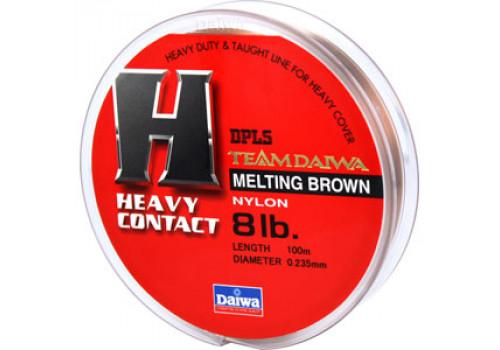 Леска Team Daiwa Line Heavy Contact 8Lb
