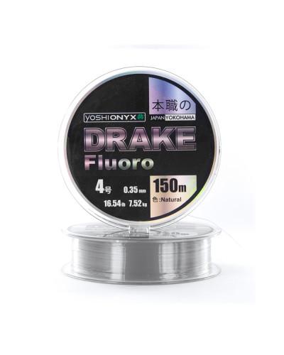 Леска Yoshi Onyx Drake Fluoro 100M 0.23 Natural