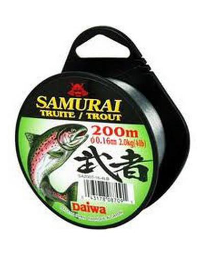 Монолеска Daiwa Samurai Trout 0.22 - 200 M
