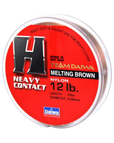 Леска Team Daiwa Line Heavy Contact 12Lb