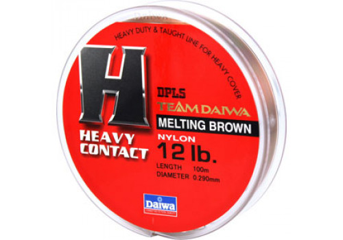 Леска Team Daiwa Line Heavy Contact 12Lb