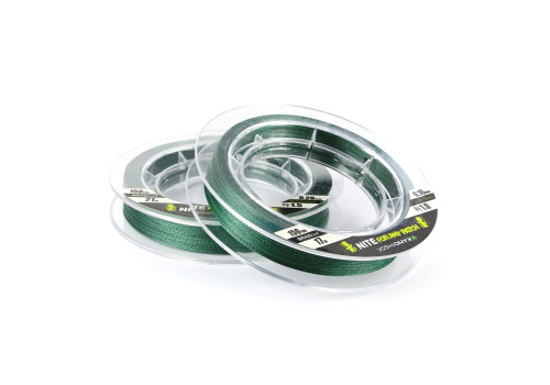Леска плетеная Yoshi Onyx NITE x4 Dark Green
