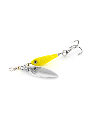 Блесна Trout Pro Spinner Minnow Long 5гр. / 009