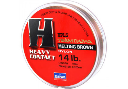 Леска Team Daiwa Line Heavy Contact 14Lb