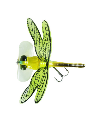 Воблер Trout Pro Dragon Fly Popper 70, цвет DF04