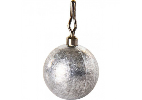 Груз TSURIBITO свинцовый Lead Sinkers Dropshot Round, вес 8.8 г, 5 шт.
