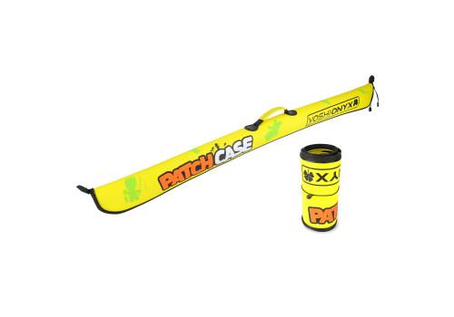 Чехол для удилищ Yoshi Onyx Patch Сase 135cm, желтый