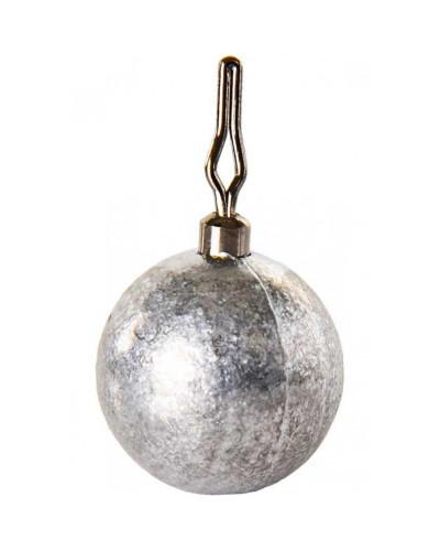 Груз TSURIBITO свинцовый Lead Sinkers Dropshot Round, вес 10.6 г, 5 шт.