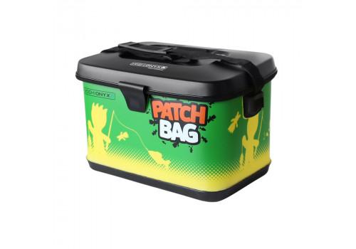Сумка для снастей Yoshi Onyx Patch Bag, желто-зеленая