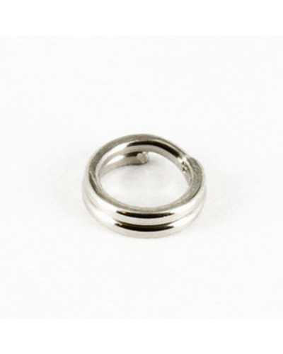 Заводное кольцо Tsuribito Split Ring  6 mm (упаковка 20 штук)