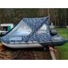 Комбинированный тент для лодок ПВХ