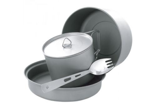 Набор посуды Adrenalin Titanium Kit