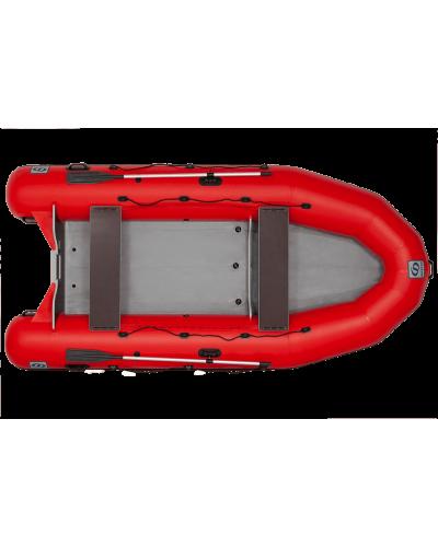 Моторная лодка ПВХ Фрегат М-430 FM Light Jet