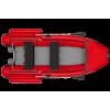 Моторная лодка ПВХ Фрегат М-430 FM Lux с откидным фальшбортом